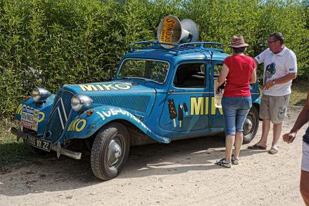 Traction Avant Miko