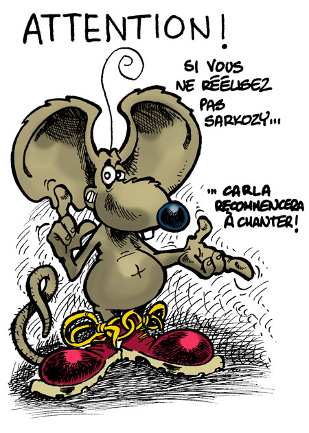 rat élection