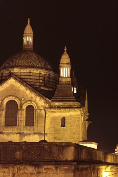 Périgueux, cathédrale saint Front